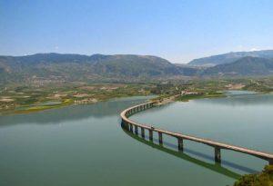 Νεκρός άντρας στη λίμνη Πολυφύτου Κοζάνης