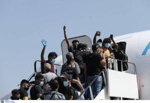 Επιστροφή μεταναστών: Στην πατρίδα τους με ένα… διχίλιαρο 134 Ιρακινοί