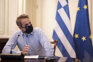 Μητσοτάκης: Δωρεάν το εμβόλιο για όλους τους Έλληνες