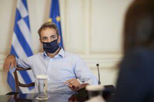 Κ. Μητσοτάκης: Δεν γίνεται διάλογος υπό καθεστώς απειλών