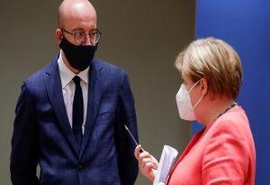 Συνάντηση Μέρκελ – Σαρλ Μισέλ στο Βερολίνο