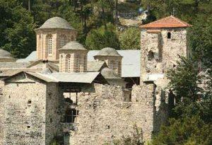 Εικονική περιήγηση στα Μοναστήρια της Πιερίας