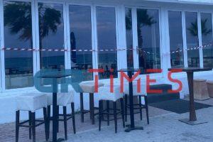 Χαλκιδική: Λουκέτο & πρόστιμο σε μπαρ για συνωστισμό (ΦΩΤΟ)