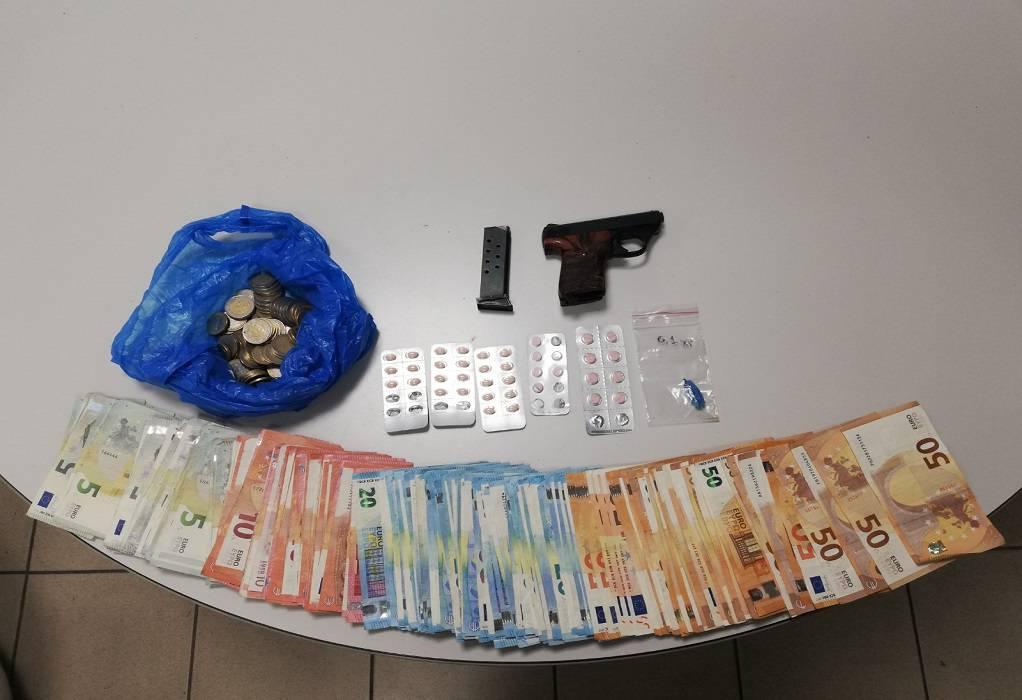 Θεσ/νίκη: Συλλήψεις για ναρκωτικά