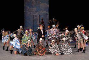 ΚΘΒΕ: Οι «Όρνιθες» στο Αρχαίο Θέατρο Φιλίππων