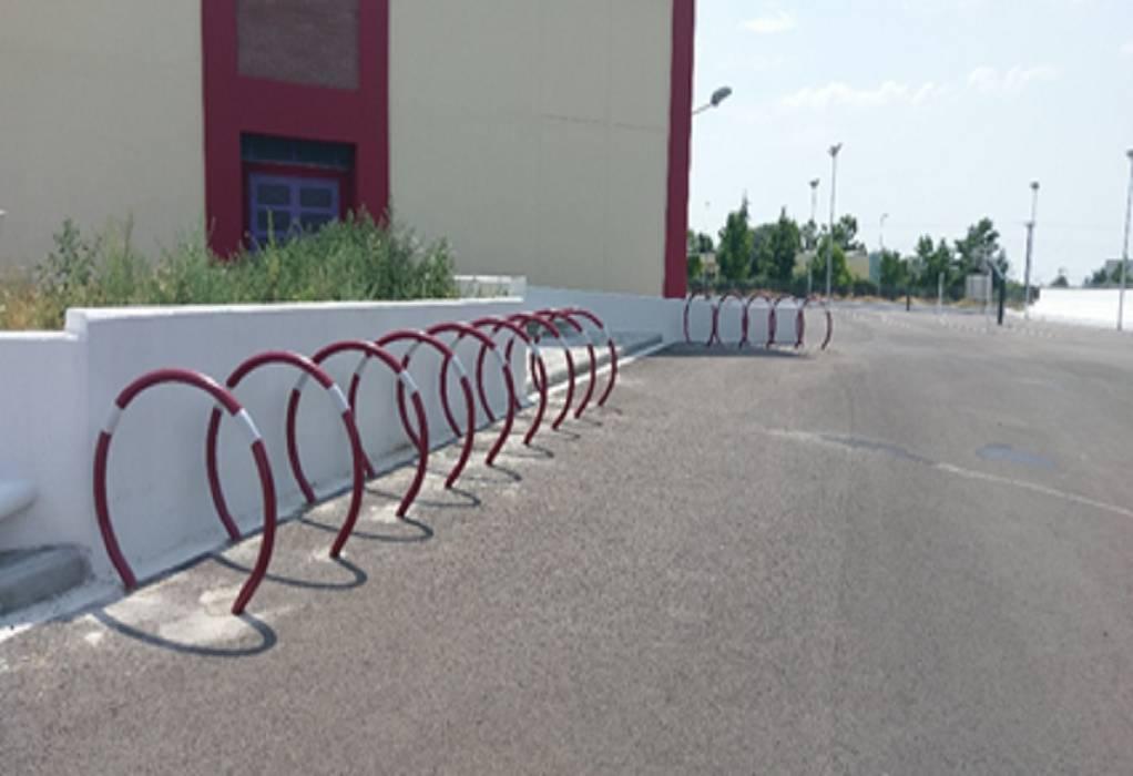 ΟΣΕΘ: Εγκατάσταση αστικού εξοπλισμού στο Ν. Ρύσιο