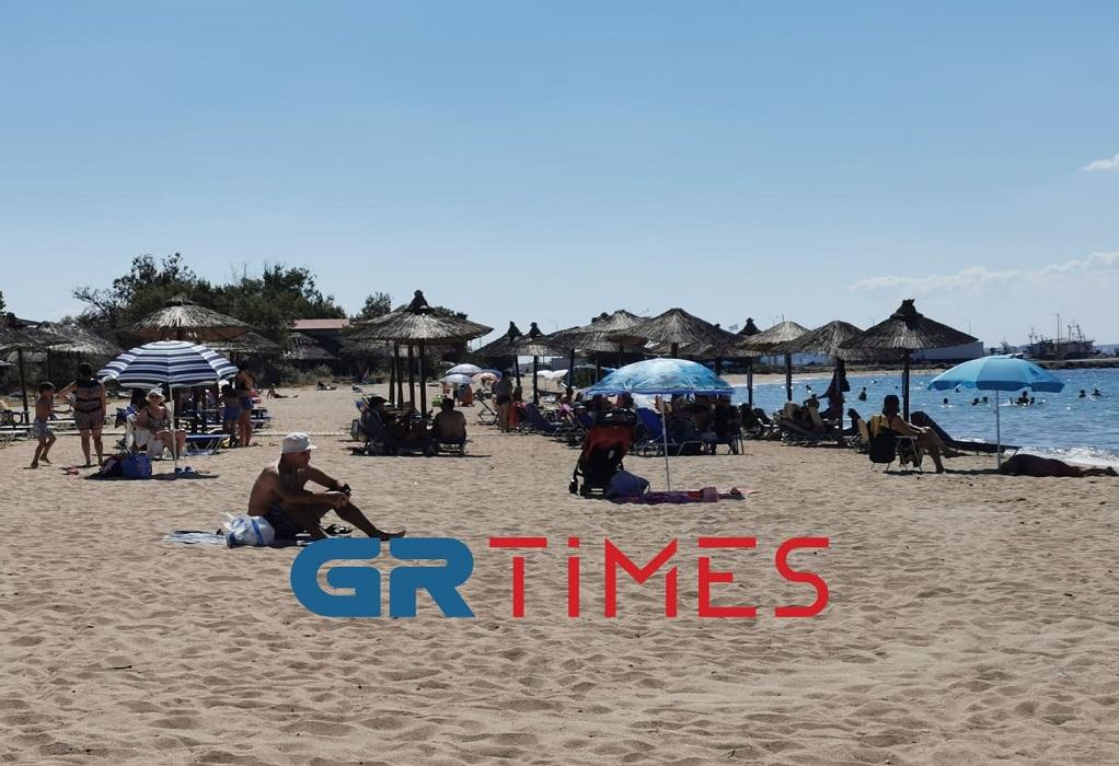 Ανοίγουν το Σάββατο 8 Μαΐου οι οργανωμένες παραλίες