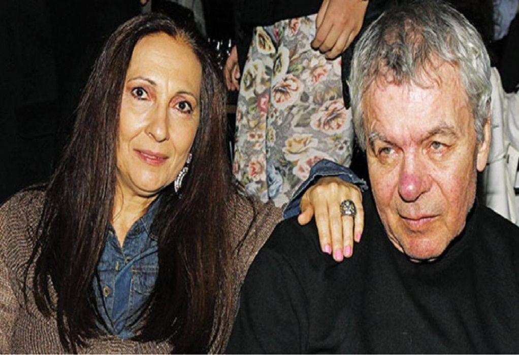Συγκινεί η σύζυγος του Γ. Πουλόπουλου: Έφυγε ήσυχα και λεβέντικα