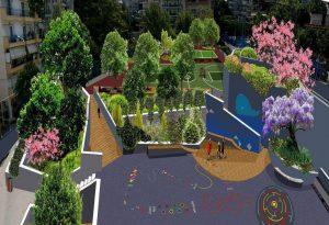 Δ. Νεάπολης-Συκεών: Ανάπλαση σχολικού αύλειου χώρου