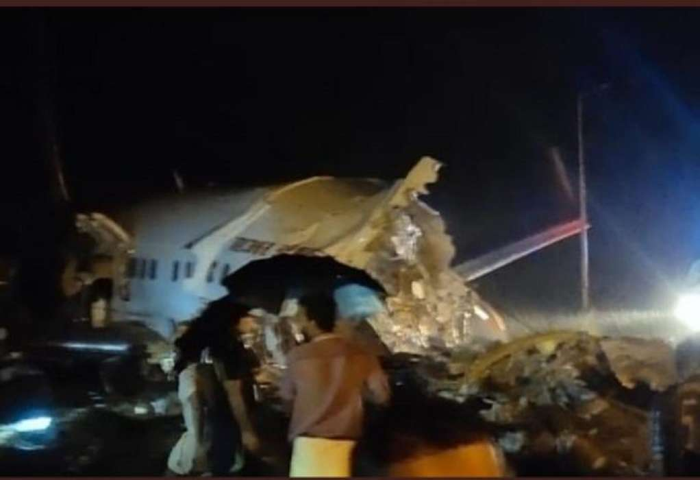 Ινδία: Βρέθηκαν τα μαύρα κουτιά του αεροπλάνου που συνετρίβη