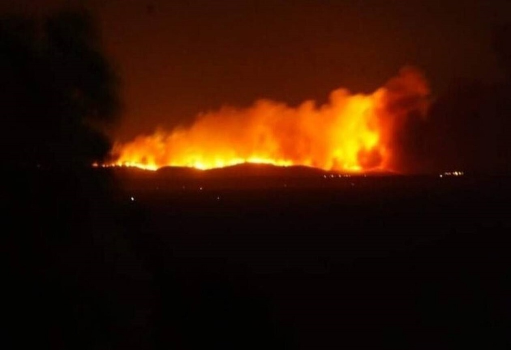 Υψηλός κίνδυνος πυρκαγιάς σήμερα – Σε ποιες περιοχές