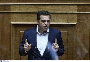 Βουλή: Πρόταση μομφής Τσίπρα κατά Σταϊκούρα