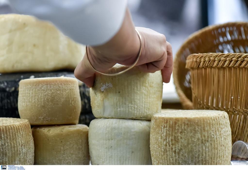 Τα ελληνικά τυριά γλίτωσαν το «μαχαίρι» των αμερικανικών δασμών