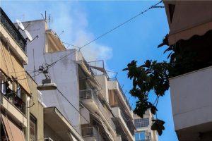 Κυψέλη: Δύο νεκροί από φωτιά σε διαμέρισμα