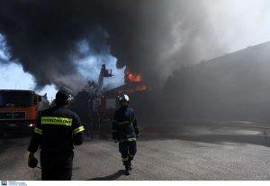 Κανονικά η κυκλοφορία στην Αθηνών- Λαμίας στη Μεταμόρφωση