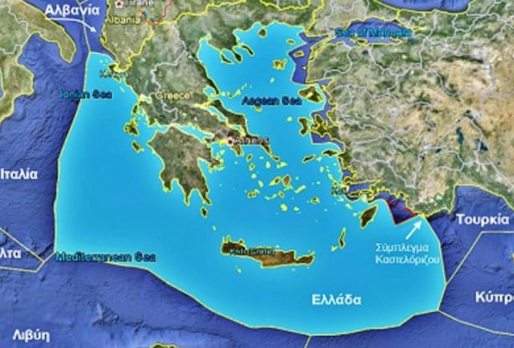 Τι σημαίνει η επέκταση των ελληνικών χωρικών υδάτων