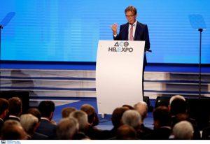 Τζήκας: Αίτημα της ΔΕΘ-Helexpo η έκτακτη συνεδρίαση