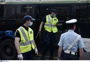 Από κοινού έλεγχοι ΕΛΑΣ και Δημοτικής Αστυνομίας στην Αθήνα