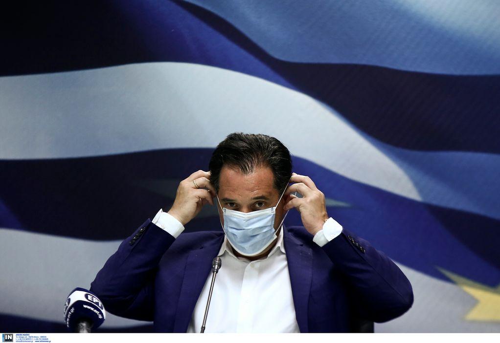 Αδ. Γεωργιάδης: Υπό έγκριση άλλη μια μεγάλη επένδυση