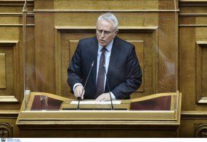 Ερώτηση Ραγκούση για τη διαχείριση κρίσεων από την Πολιτική Προστασία