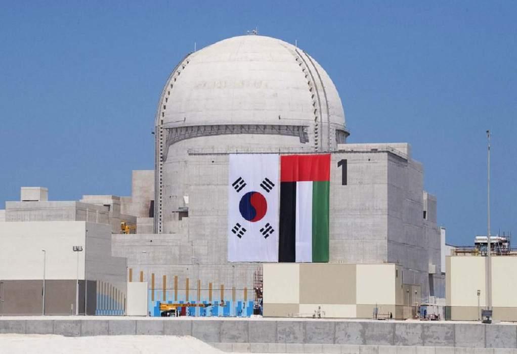 ΗΑΕ: Σε λειτουργία το πρώτο πυρηνικό εργοστάσιο