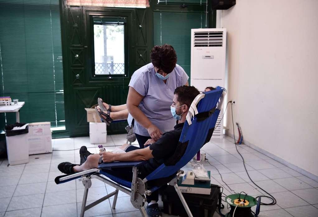 Αυξημένες ανάγκες για αίμα το καλοκαίρι