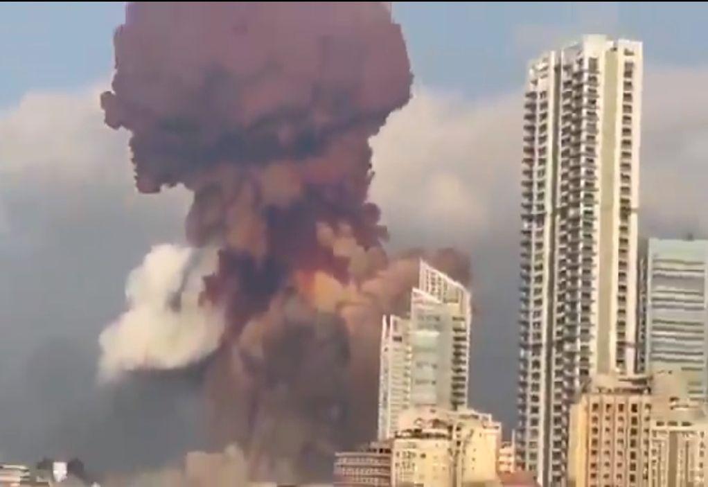 Τουλάχιστον 10 νεκροί από την έκρηξη στη Βηρυτό