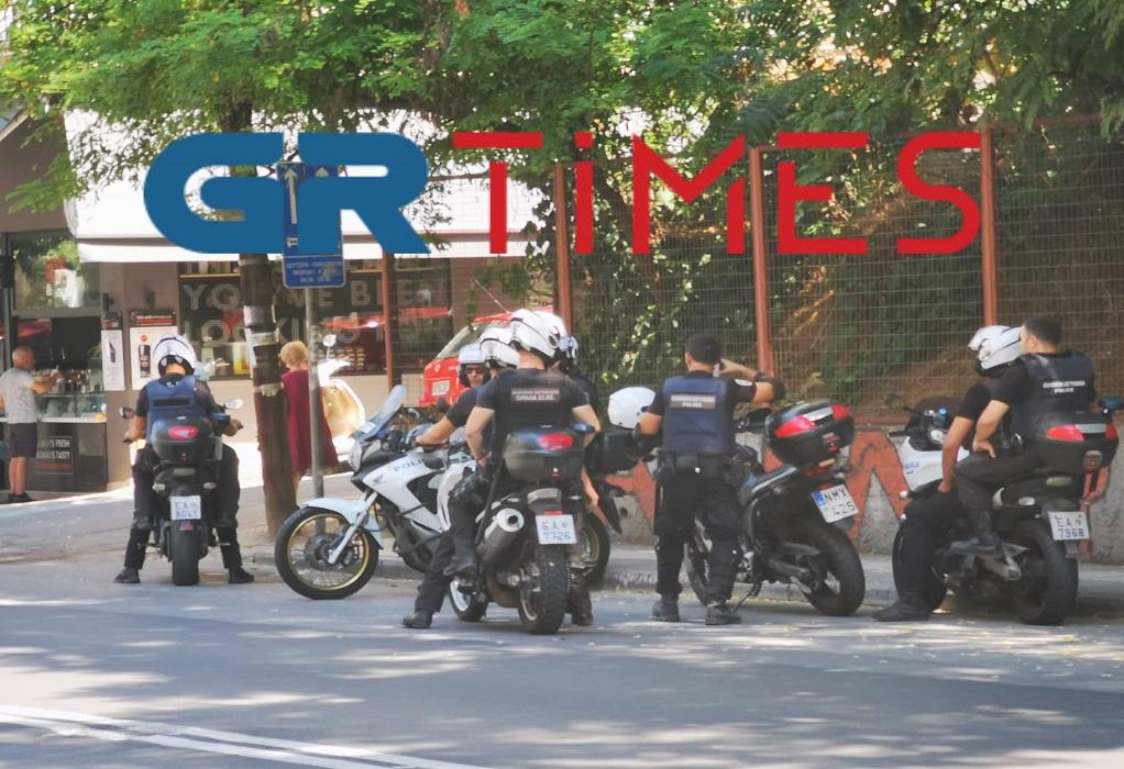 Θεσσαλονίκη: Επιχείρηση και πάνω από 10 προσαγωγές στην κατάληψη Libertatia (ΦΩΤΟ)