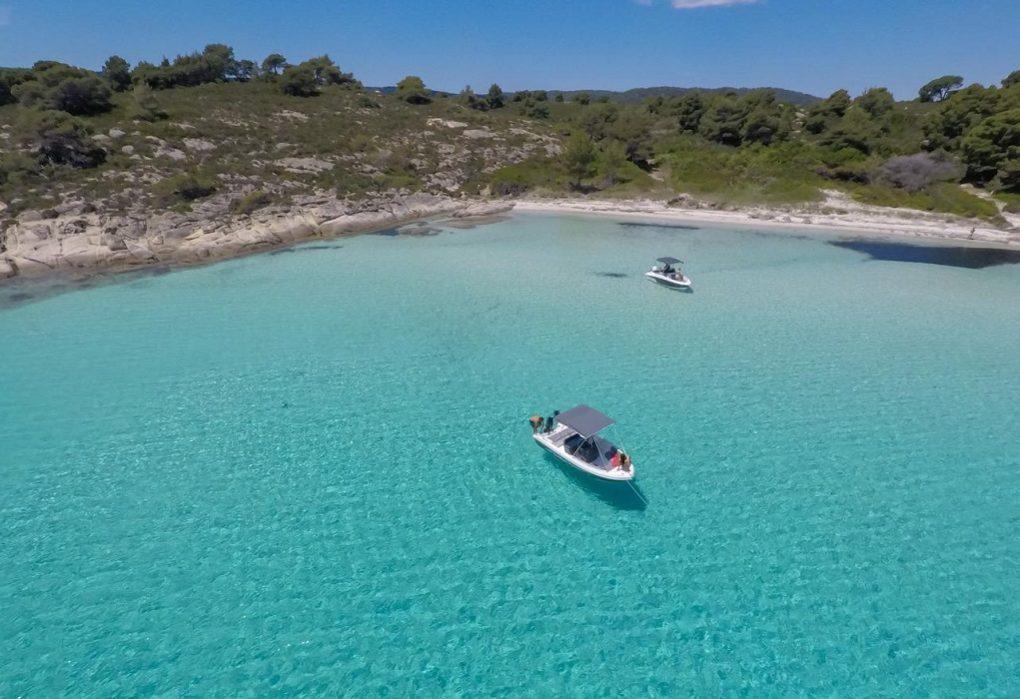 Luxury Sport Cruise: Συνδέοντας τον άνθρωπο με τη φύση της Σιθωνίας
