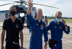 NASA: Το  SpaceX επέστρεψε στη Γη – Εντυπωσιακές εικόνες