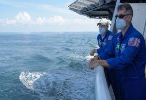 Δείτε LIVE – NASA: Επιστρέφει στη Γη η κάψουλα Dragon