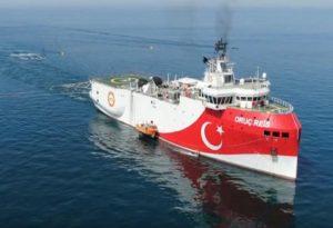Τούρκος υπ. Ενέργειας: Σήμερα ξεκινά έρευνες το Oruc Reis