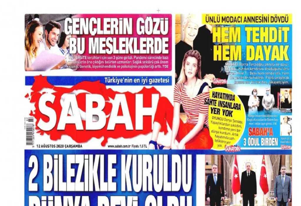 Τουρκικός Τύπος: «Είμαστε έτοιμοι για όλα»
