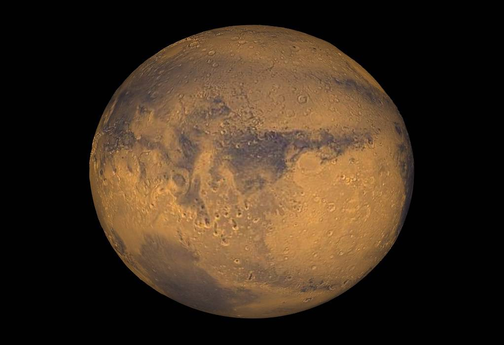 Ενδείξεις για υπόγειες λίμνες με αλμυρό νερό στον Άρη!