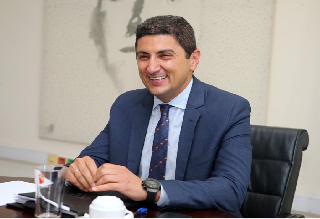 Αυγενάκης: Όλοι μαζί γράφουμε το επόμενο κεφάλαιο