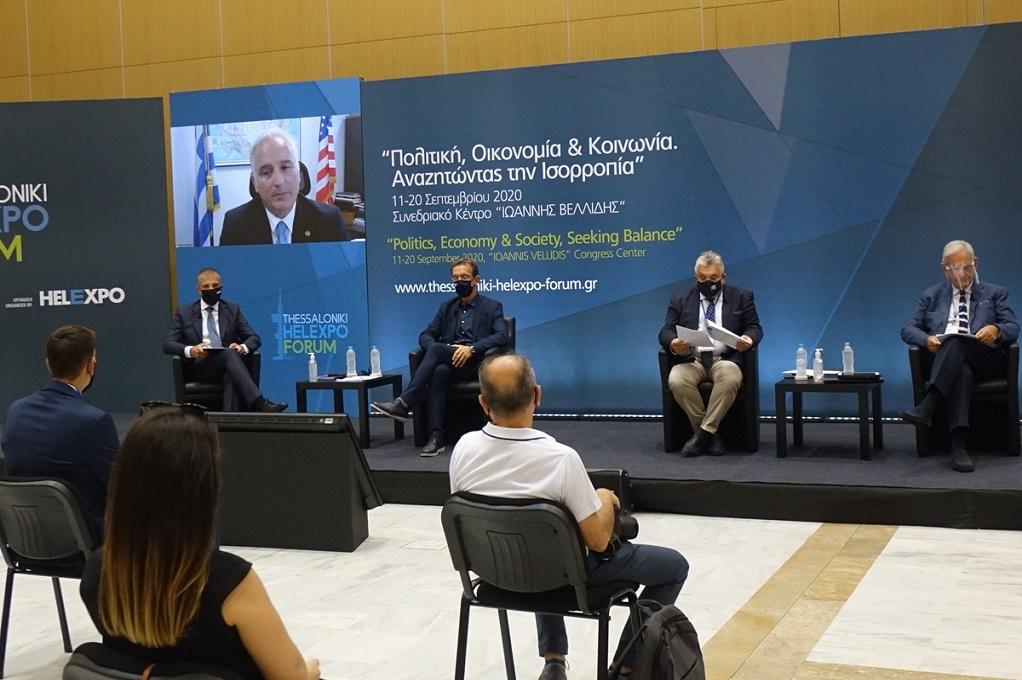Η Θεσσαλονίκη διεθνές κέντρο τεχνολογίας και καινοτομίας
