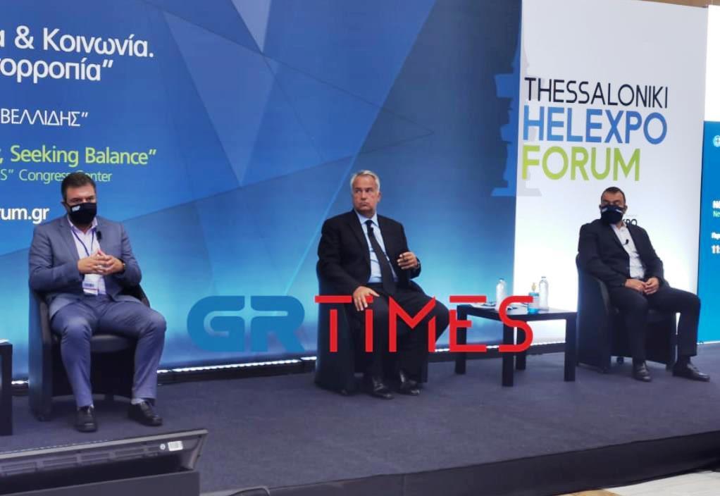 Βορίδης: Στόχος οι επενδύσεις στην ευφυή γεωργία