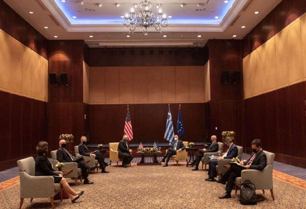 Πάιατ: Οι ΗΠΑ στηρίζουν τις προσπάθειες της Ελλάδας