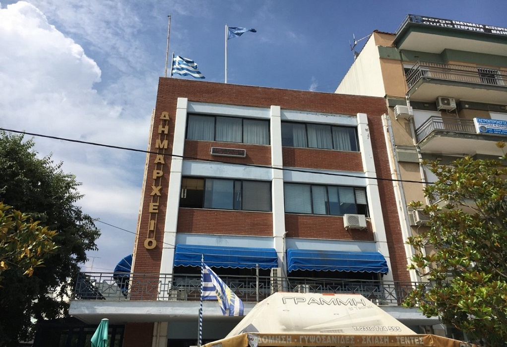 Λαγκαδάς: Θετικός στον κορωνοϊό εργαζόμενος – Κλείνει το δημαρχείο