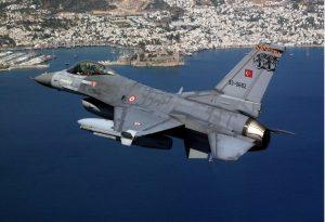 Νέες προκλήσεις στο Αιγαίο: Επτά εμπλοκές με τουρκικά μαχητικά