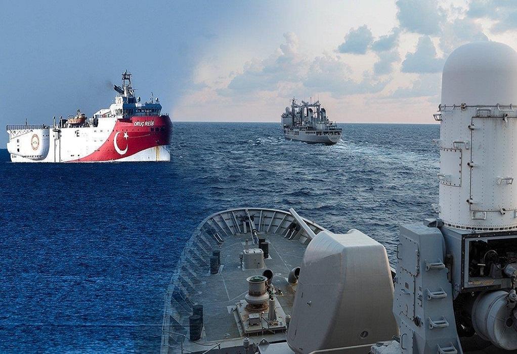 Oruc Reis: Επιστρέφει στο λιμάνι της Αττάλειας