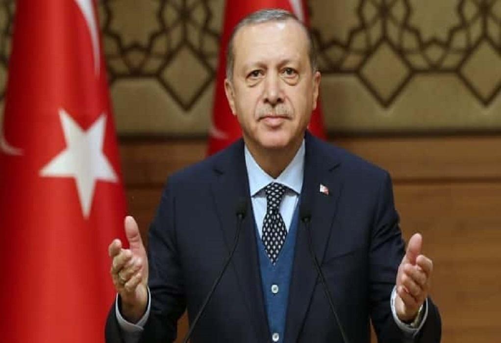 Ερντογάν: Θα θέλαμε να είχαμε καλύτερες σχέσεις με το Ισραήλ