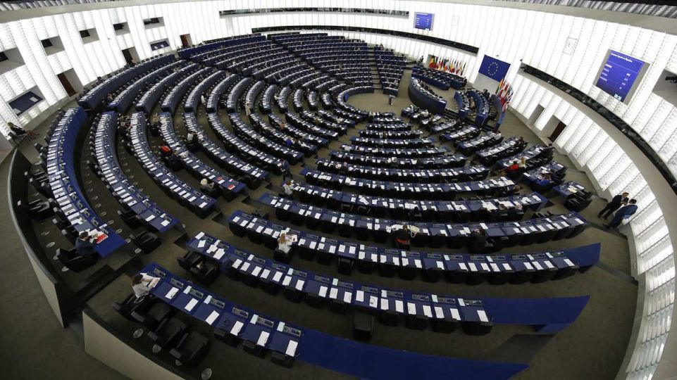 Στο Στρασβούργο η σύνοδος του Ευρωκοινοβουλίου