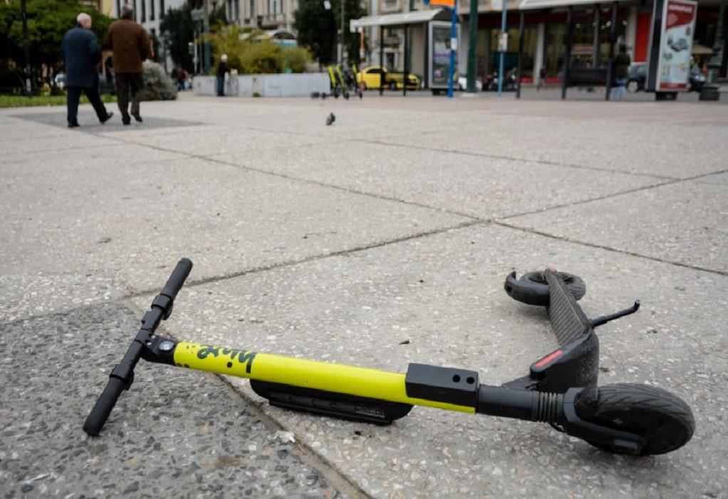 Χαροπαλεύει ο 11χρονος που χτυπήθηκε από ΙΧ οδηγώντας ηλεκτρικό πατίνι