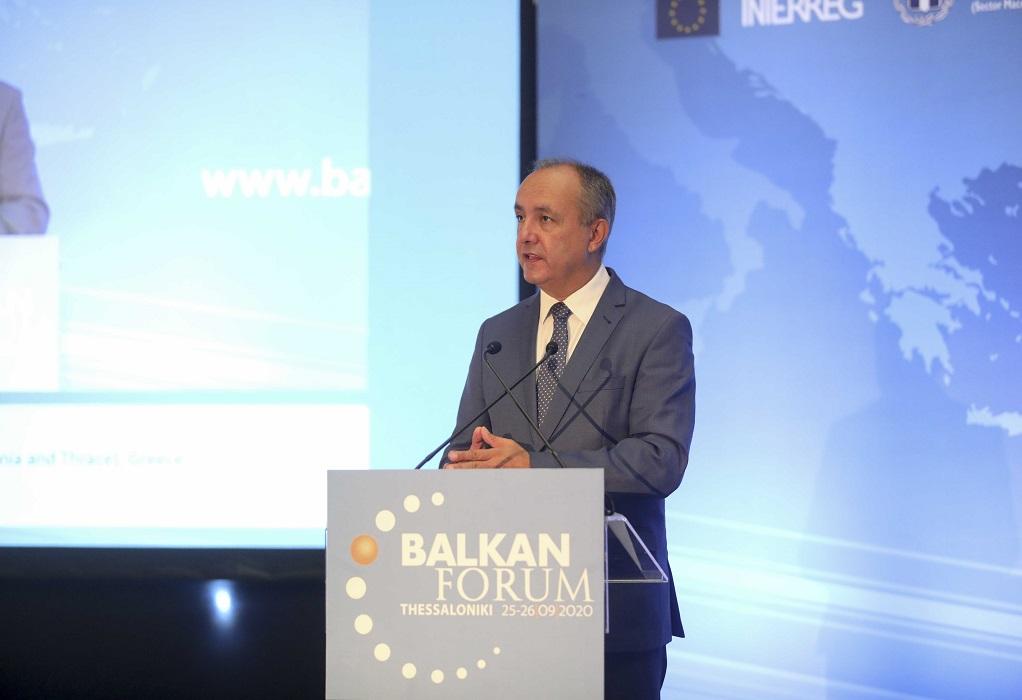 Ισχυρό μήνυμα ανάπτυξης & ευημερίας στα Βαλκάνια εκπέμπει το 2ο Balkan Forum