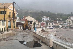 Ηλεία: Μικρής έκτασης ζημιές σε Κατάκολο, Ανδραβίδα και Λεχαινά