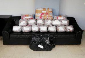 Ξάνθη: Έκρυβε στο πορτ μπαγκάζ του 34 κιλά κάνναβης