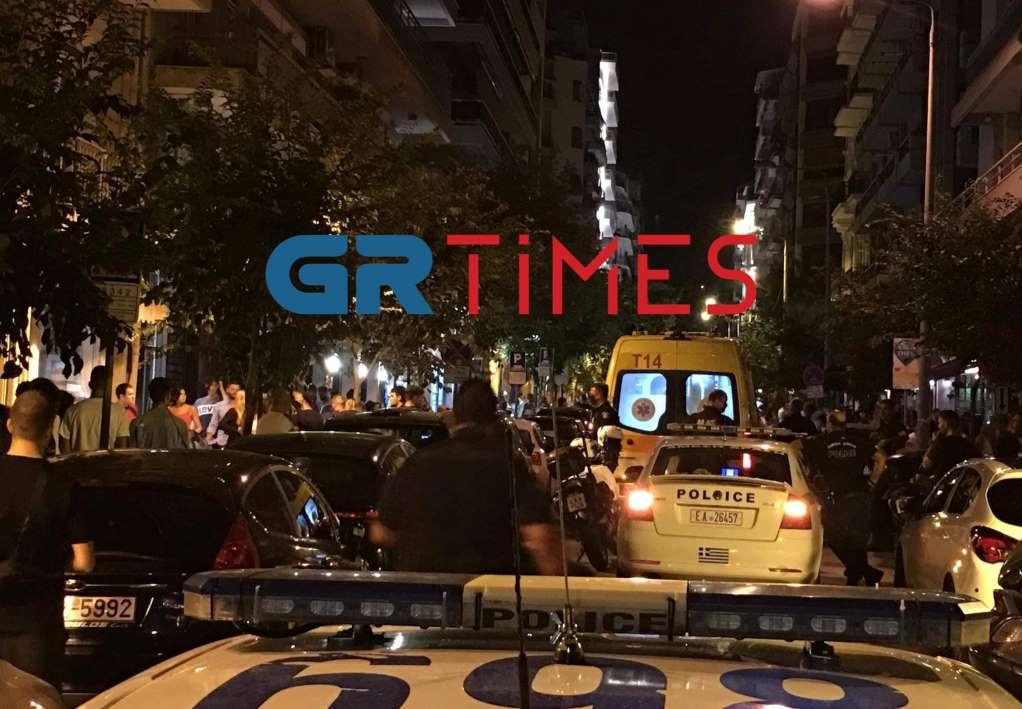 Θεσσαλονίκη: Αναστάτωση και μικροεπεισόδια στην Καρόλου Ντηλ