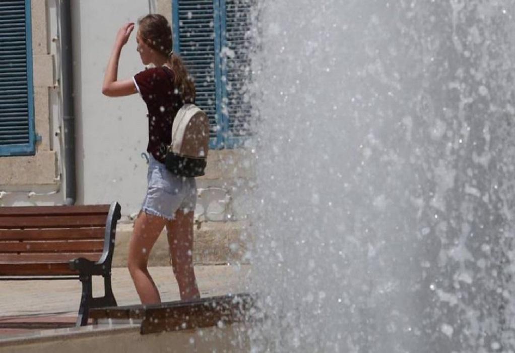 Δ. Παύλου Μελά: Αίθουσα προφύλαξης λόγω καύσωνα έως και το Σάββατο 31 Ιουλίου
