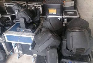 Θεσ/νίκη: Επιχείρησαν να κλέψουν φορτηγό με ηχοσυστήματα